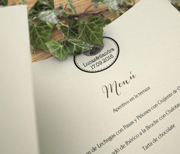 ideas sellos para bodas