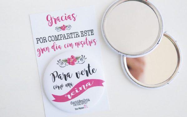 detalles mujer boda