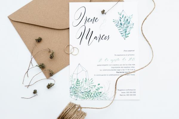 invitacion-de-boda-con-verde