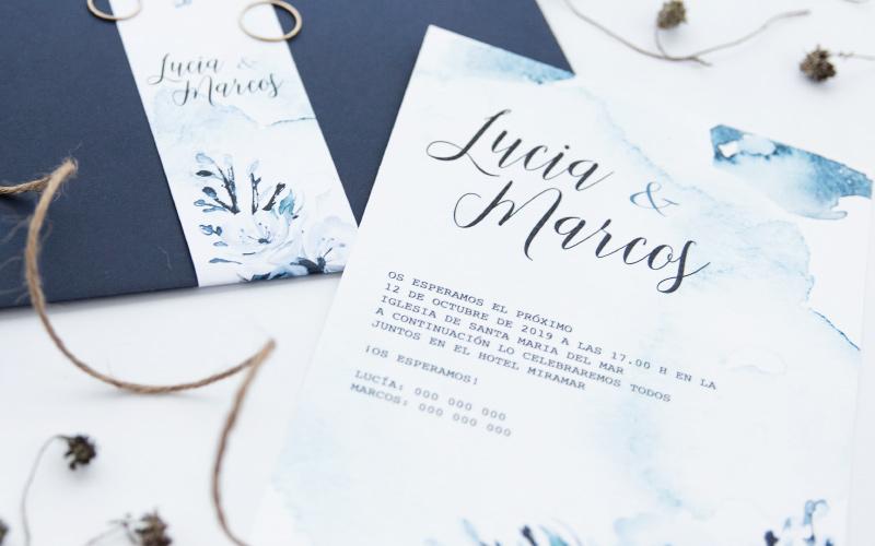 invitacion-de-boda-en-la-playa-azul-original