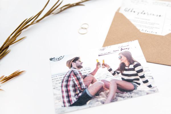 invitacion-de-boda-postal-vintage