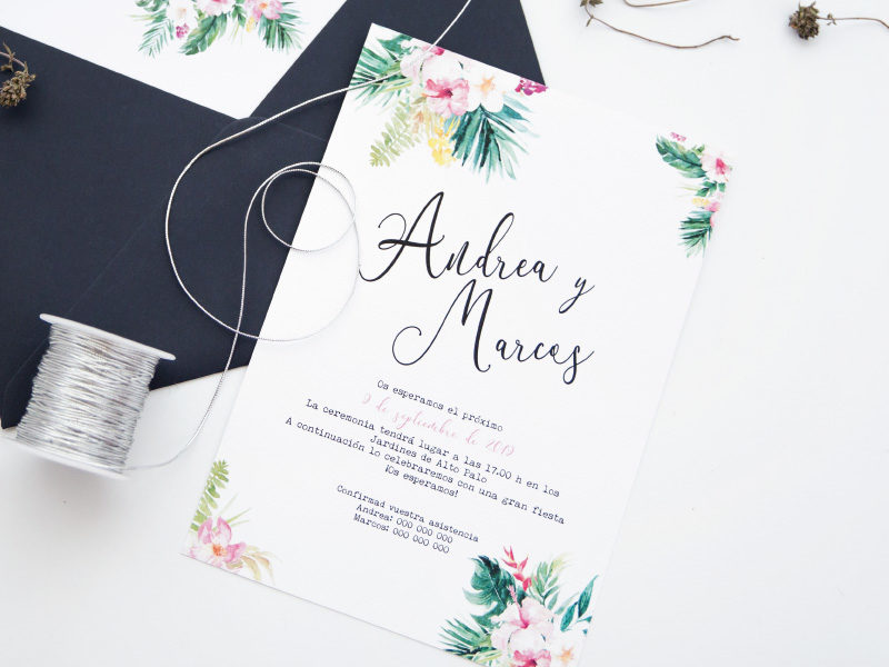 invitacion-de-boda-tropical-original