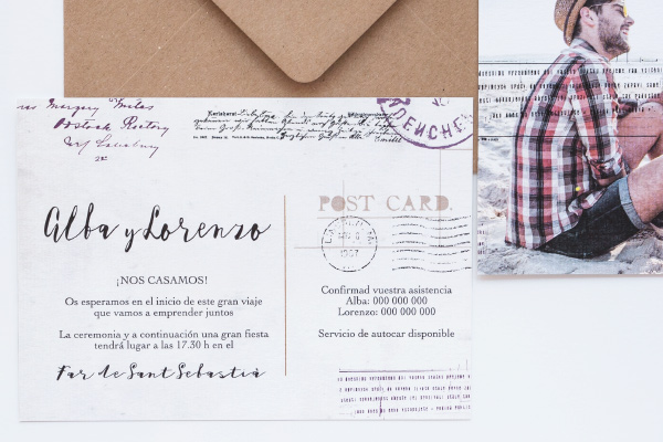 invitacion-para-boda-original-postal-de-viaje