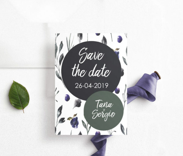 save the date digital modernos