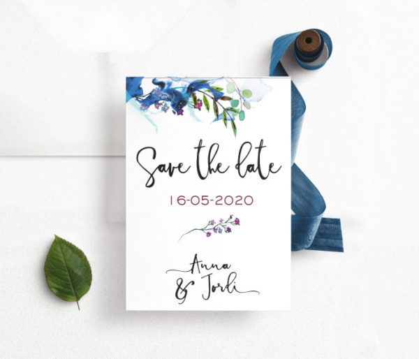 save the date original
