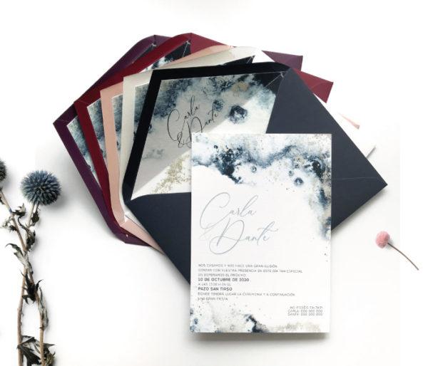 invitaciones de boda creativas