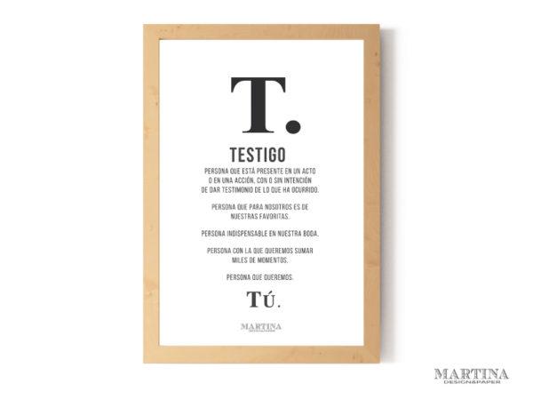 regalo para testigos boda
