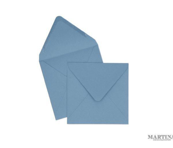 Sobres para invitaciones de boda azul agua