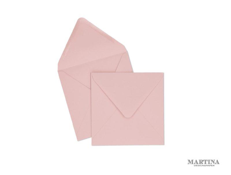 Sobres para invitaciones de boda rosa nude