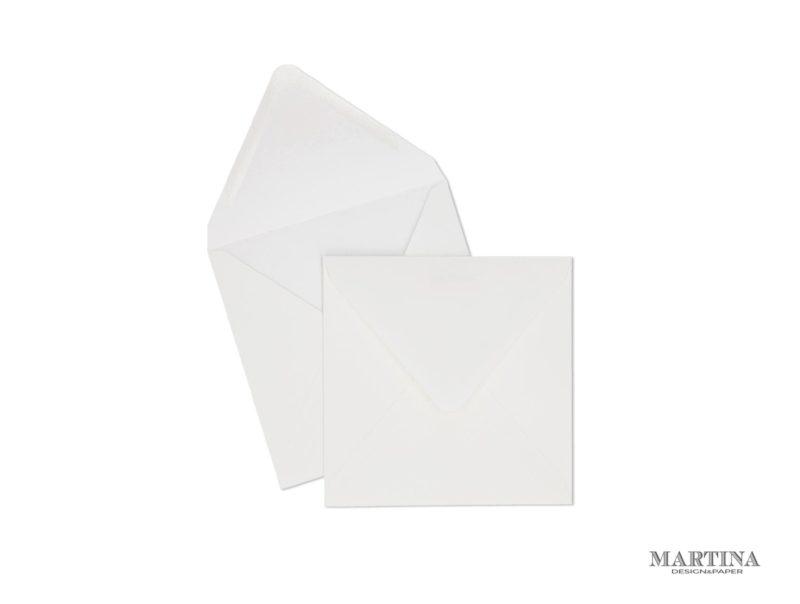 sobres para invitaciones de boda cuadrado blanco