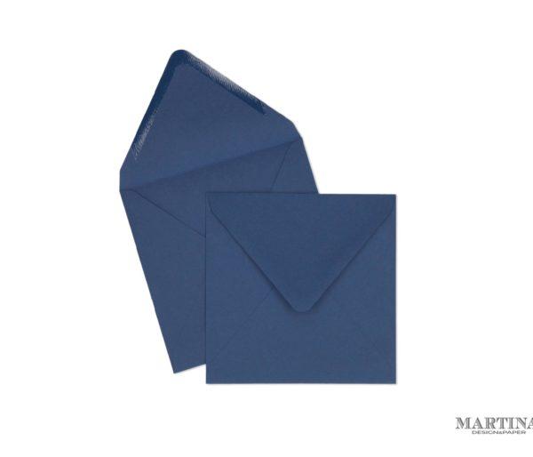 sobres para invitaciones de boda azul navy