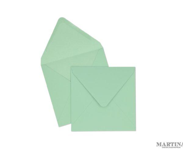 sobres para invitaciones de boda verde mint