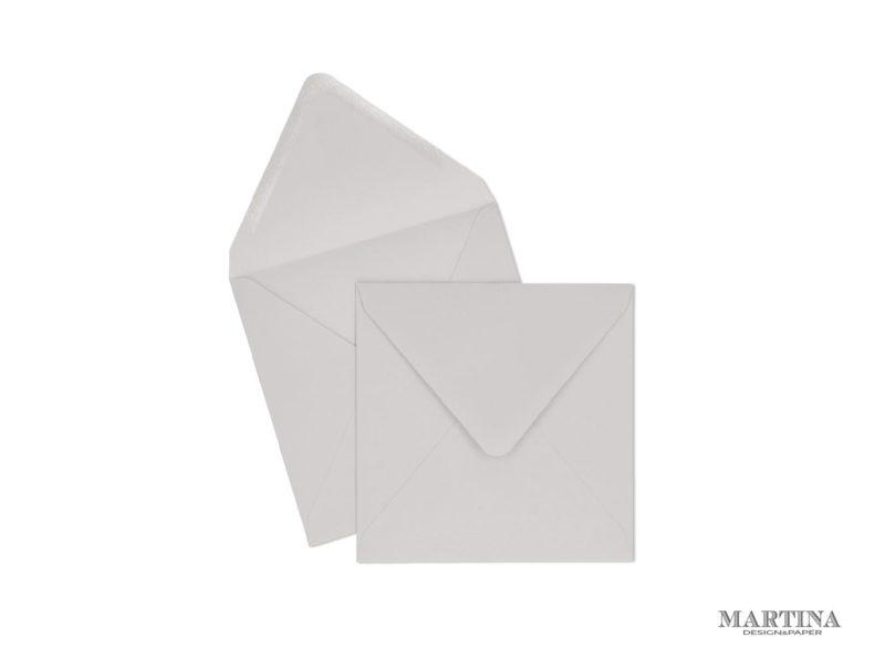 Sobres para invitaciones de boda gris piedra