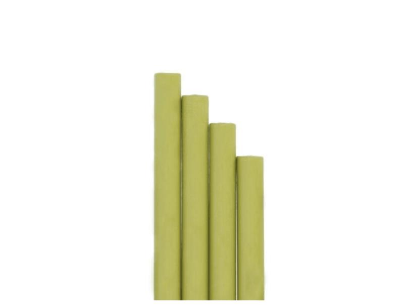 barras de lacre verde pistacho