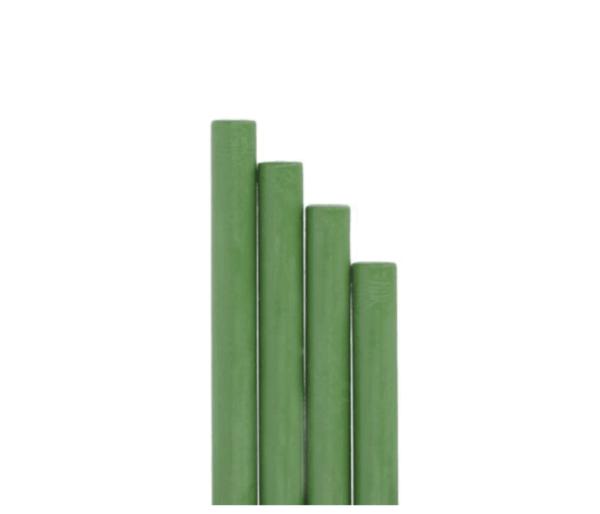 barras de lacre para sello verde musgo