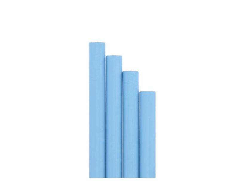 barras de lacre para sello azul celeste
