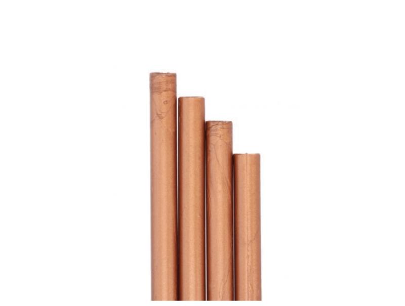 barras de lacre para sello dorado cobre