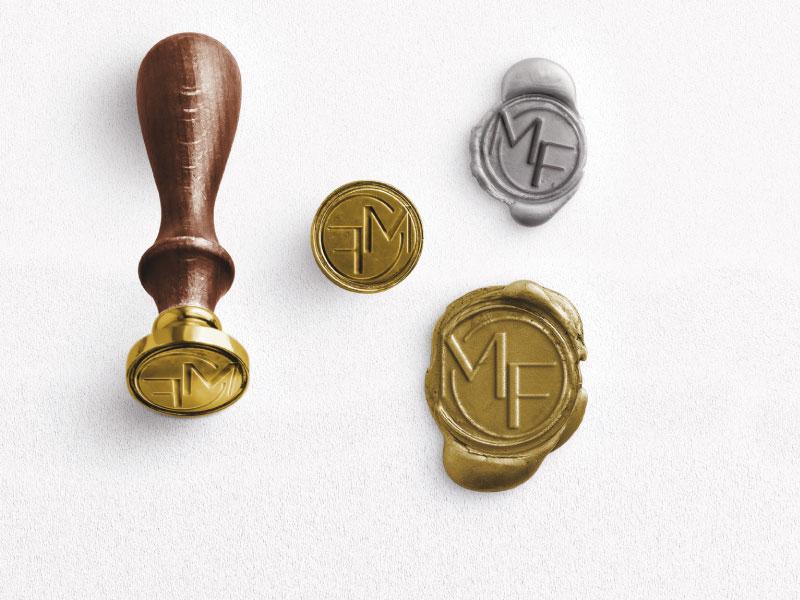 sellos antiguos de cera