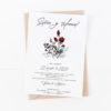 invitacion de una boda