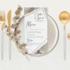 menu de boda personalizados