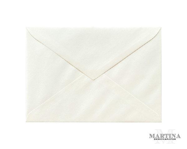 Sobres para invitaciones de boda blanco hueso